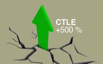 CTLE 500 %